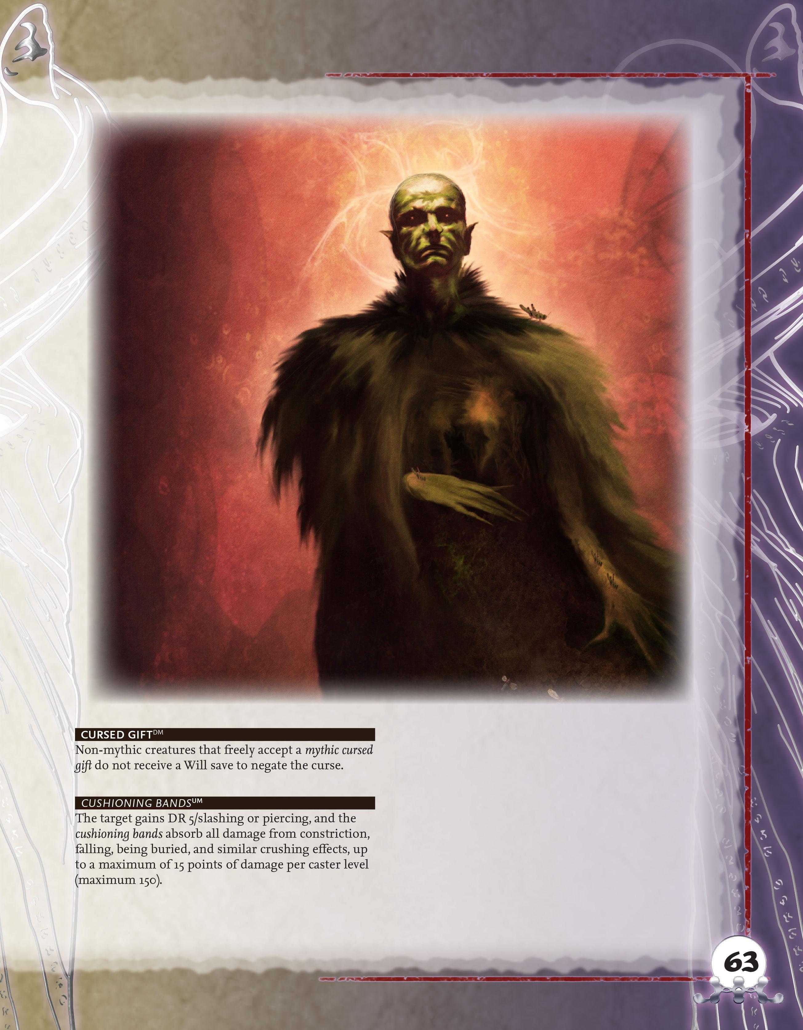 Mythic Spell Compendium (Pathfinder) – Legendary Games