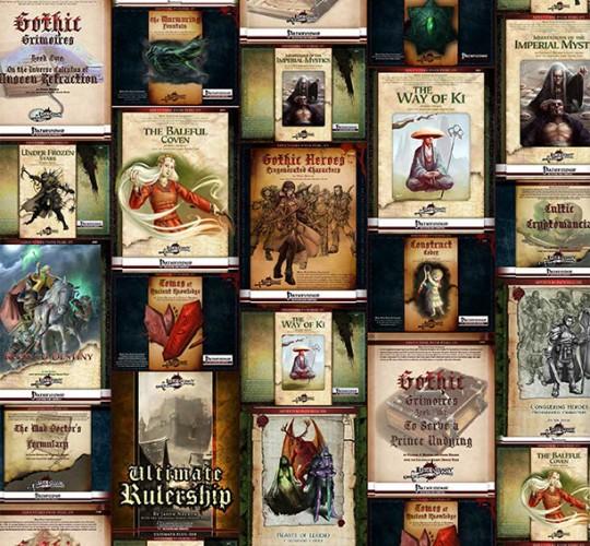 Legendary Games – Make Your Game Legendary!