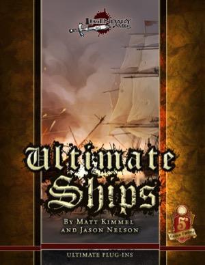 Ultimate Ships (5E) – Legendary Games