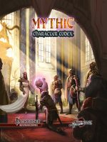 Mythic Character Codex (Pathfinder)