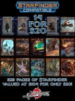 Starfinder Super Bundle