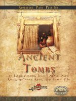 Ancient Tombs (SWADE)