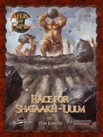 Aegis of Empires 5: Race for Shataakh-Ulm (PFRPG)