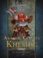 Akashic Classes: Kheshig